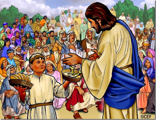 Jesus feeds the 5000: 5 miraculous truths for today   The CSF